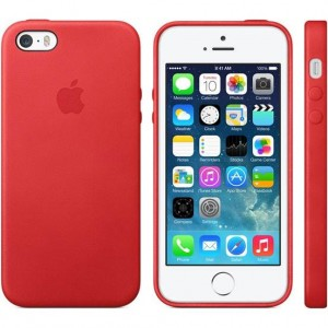 apple iphone 5s red case