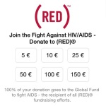 HIV AIDS direct donations via App Store