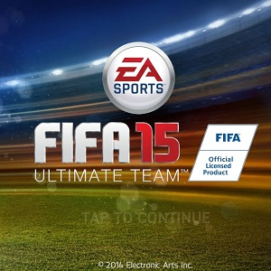 iOS FIFA 15 Ultimate Team Review