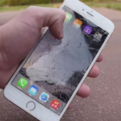 broken screen iphone 6 how to replace iphone 6 glass or damaged lcd 13702