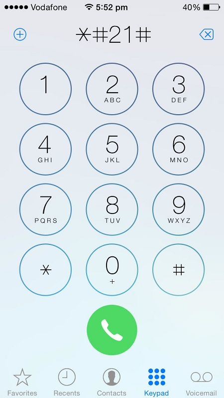 How To Use Letters On Iphone Dial Pad