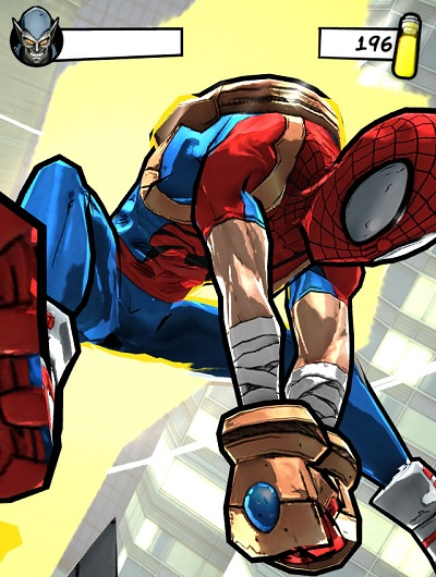 Jump, Slide, Swing and Fight With Spider-Man Unlimited