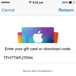 app store download code
