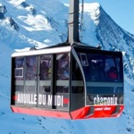 chamonix cable car