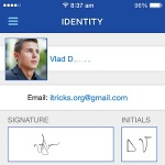 docusign specimen signature