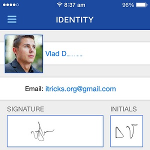 Quickly Sign Legal Documents Using Your iPhone ...