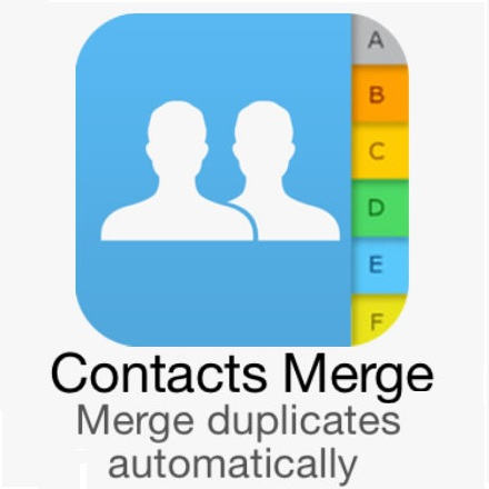 merge contacts iphone how to delete or merge duplicate iphone contacts 2621