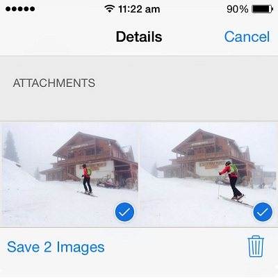 How To Save Photos on your iPhone From Messages and Other Apps