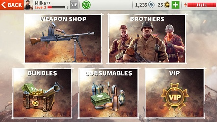 Brothers in arms 3 sons of war review iphonetricks brothers in arms 3 shop malvernweather Gallery