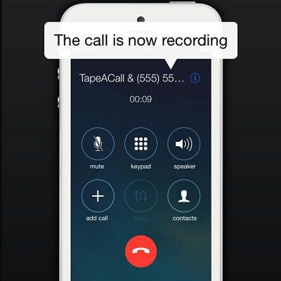 Use Your iPhone To Record Ongoing Calls
