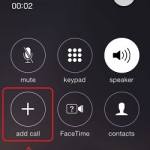 recording outgoing iphone call