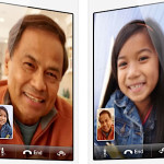 FaceTime on iPhone 6
