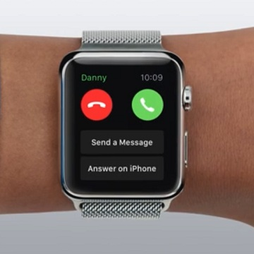Answer Or Decline Phone Calls On Apple Watch ...