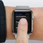apple watch force touch to create new message