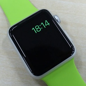 apple watch in power reserve mode