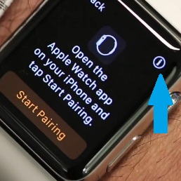 how to unpair apple watch without watch