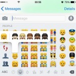 new ios 8.3 emoji keyboard layout