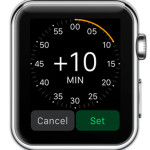 Set Apple Watch To Display Time Ahead Feature