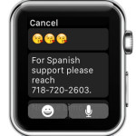 Tweak Apple Watch Default Message Replies