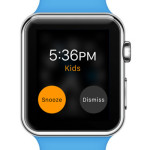 The Apple Watch Alarm Clock Function