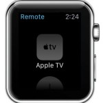 apple tv paired with apple watch
