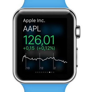enable or disable stocks on apple watch iphonetricks org