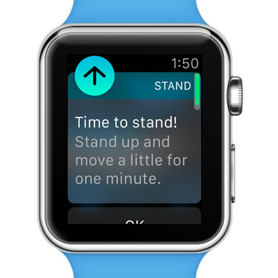 Apple Watch Time To Stand Notifications Iphonetricks Org