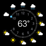 apple watch weather app conditions view