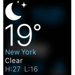 Apple Watch Native Weather App Tips