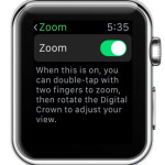 apple watch zoom accessibility setting
