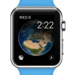 astronomy apple watch face