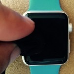 cleaning the apple watch