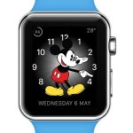 mickey mouse apple watch face