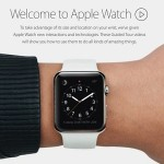 official apple watch presentation