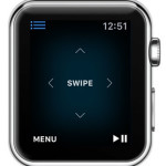 remote controlling apple tv via apple watch