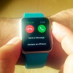 silence apple watch call with digital crown