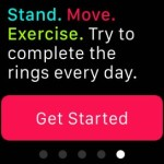 start apple watch activity tracking