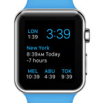 Apple Watch World Clock App Review