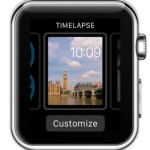 apple watch timelapse customization