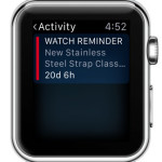 ebay apple watch activity menu