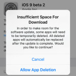 iOS 9 Beta 2 Frees Up Storage For OTA Update