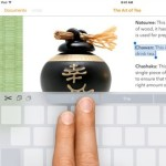 iOS 9 Trick To Control Keyboard Cursor