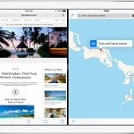 ipad air 2 split view feature