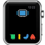 apple watch start game screen