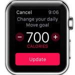 How To Change Apple Watch Move Goal