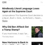 ios 9 news app for you tab