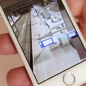 iphone video playback zooming