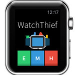 WatchThief – A Simple But Intriguing Apple Watch Game