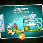 angry birds 2 blizzard spell