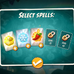 angry birds 2 select or purchase spells